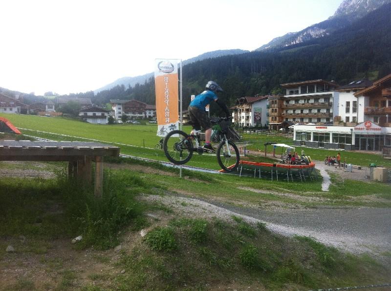 Leogang bike park